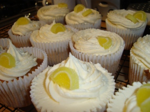 Lemon and poppy seed