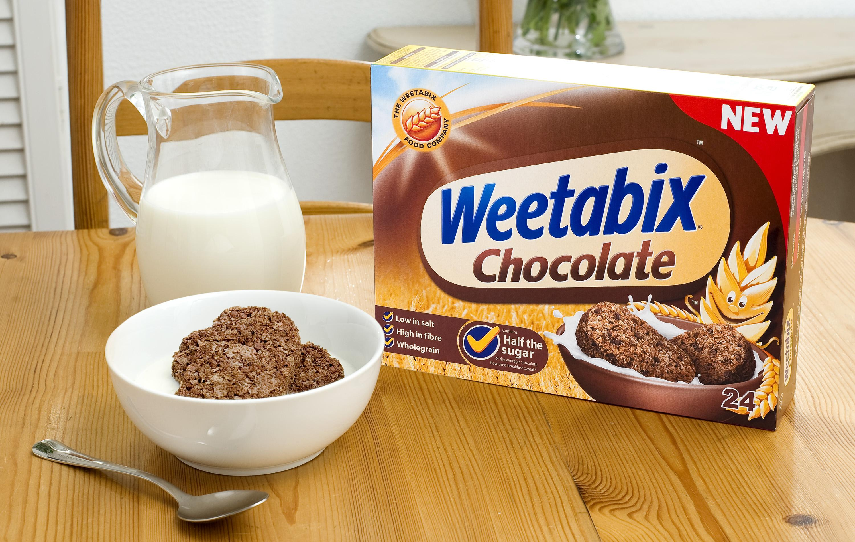 Chocolate Weetabix Cake