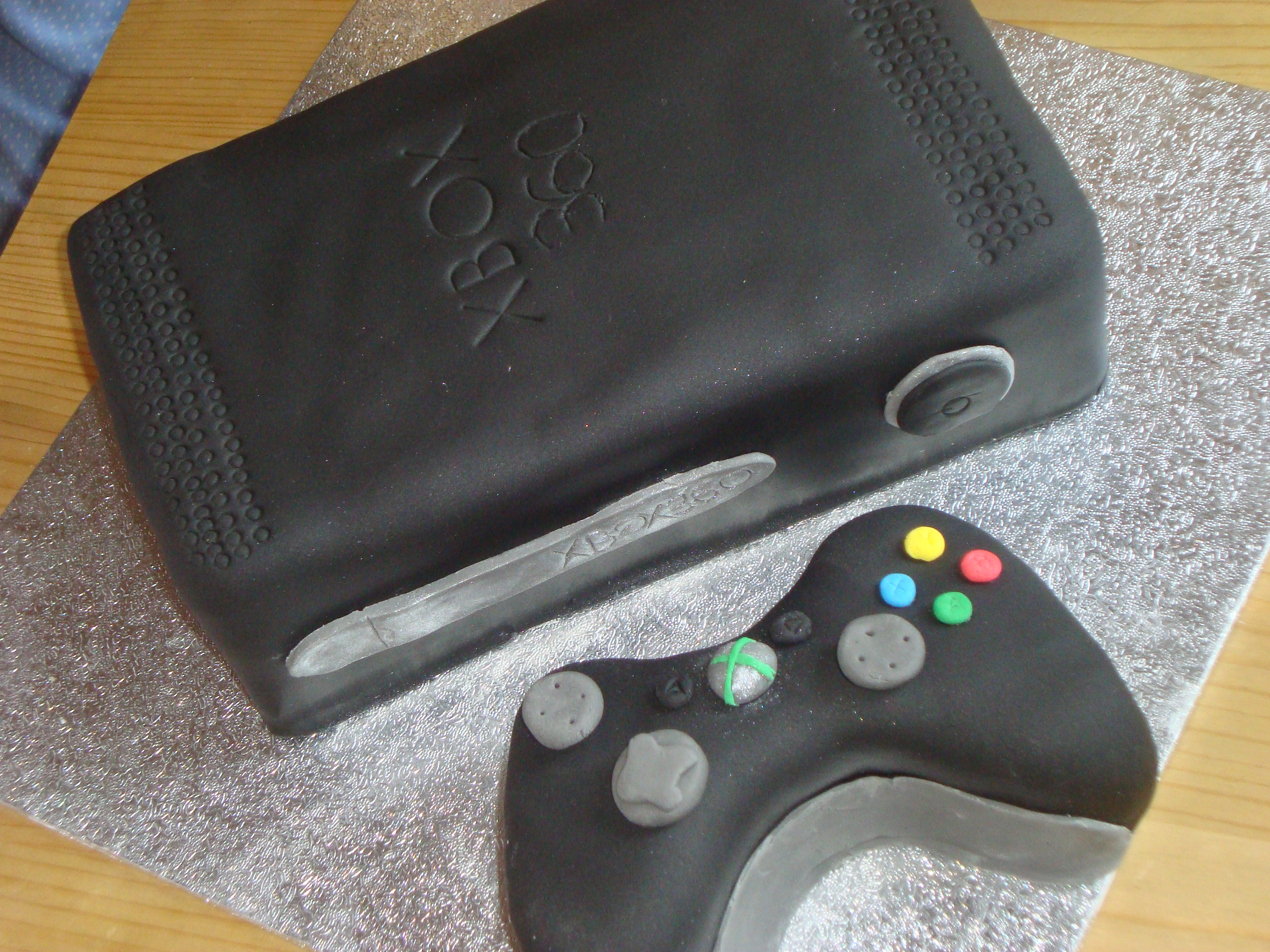 Xbox Birthday Cake Cooking Cakes Children