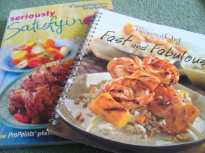 Cook books meal plan